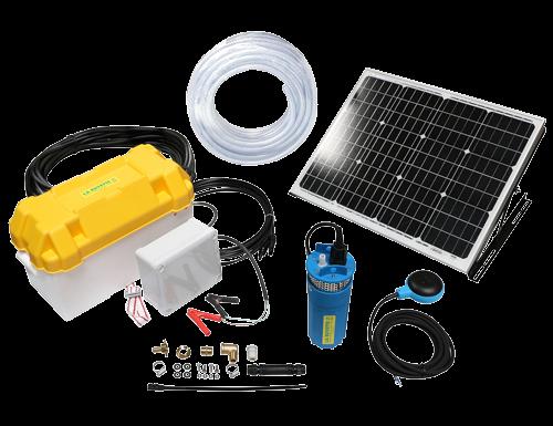 SOLAR-BASIC Solarpumpe 12V