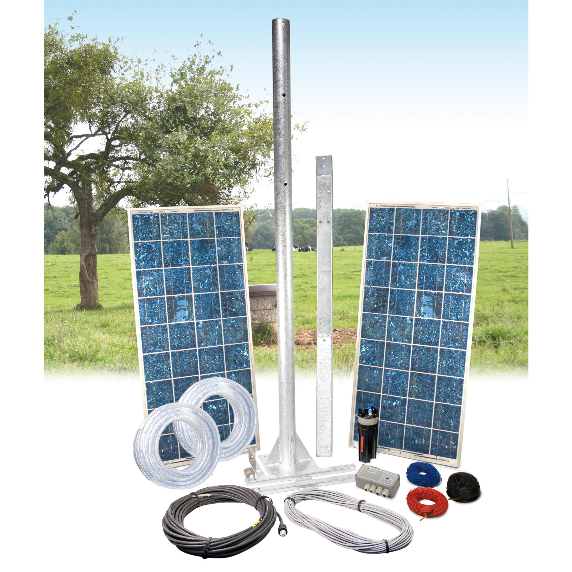 SOLAR-FLOW FIL-DU-SOLEIL 24V