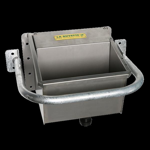 Verzinkter Schutzbügel für Tränkebecken EASY-STALL45