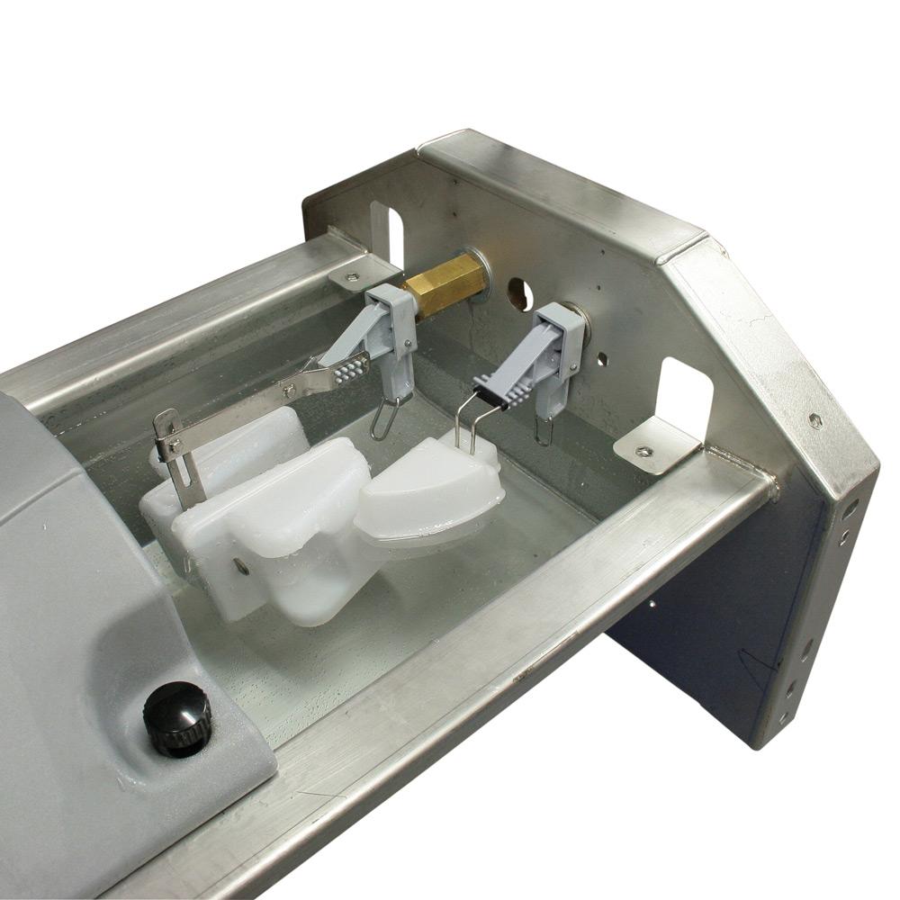 Schwimmerventil für Ausgang von Vorkühler für GV-Tränken