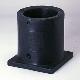 PE Standrohr Höhe 400 mm