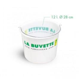 Eimer 12 Liter LA BUVETTE Ø 280 mm