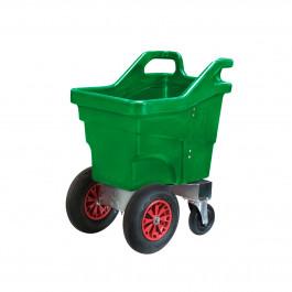 Futterwagen 140 L.  Erhöhtes Modell
