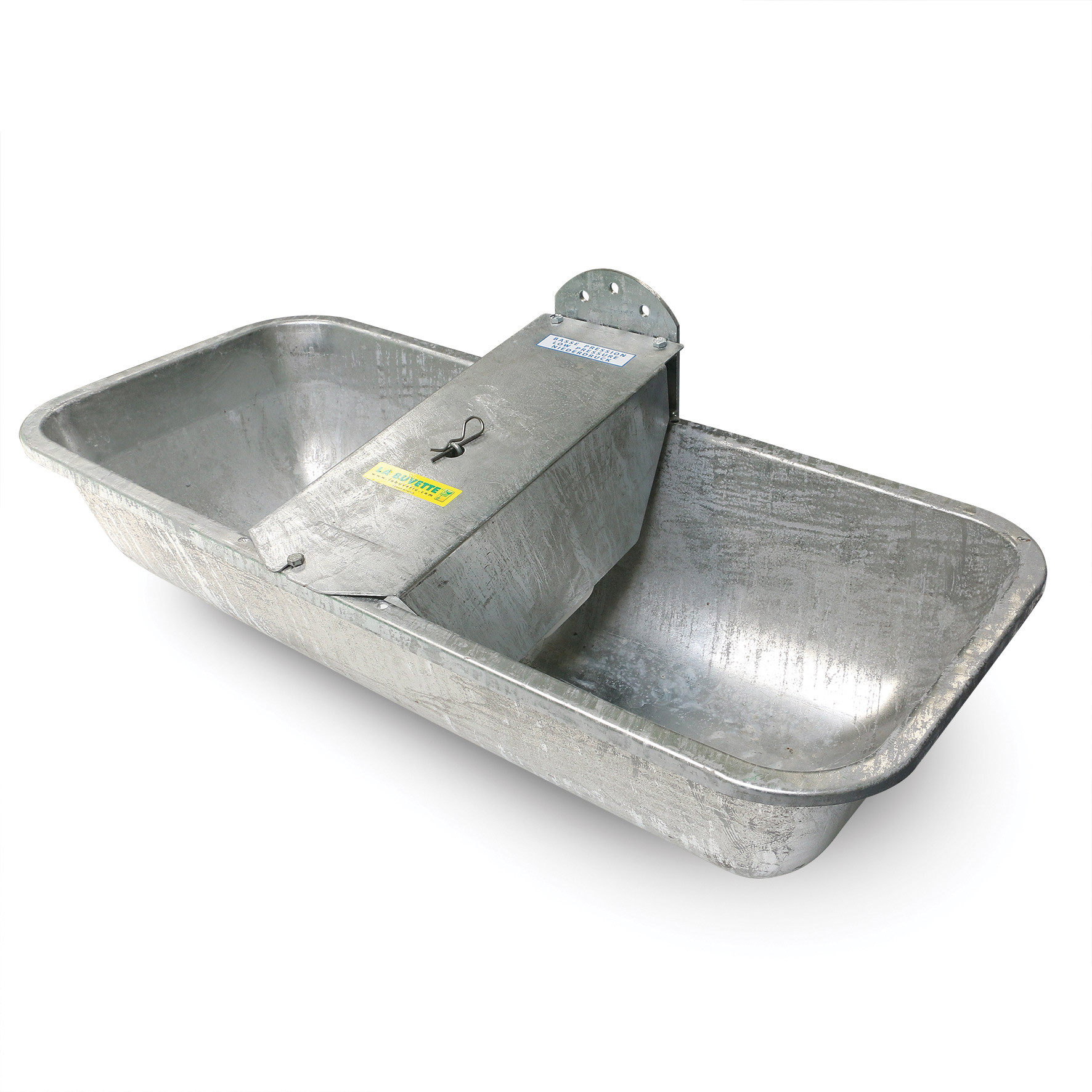 GALVALAC 65T double drinking trough