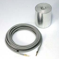 Heizkabel 24 V/22 W - Länge 3 m, speziell für die Wasserzufuhr
